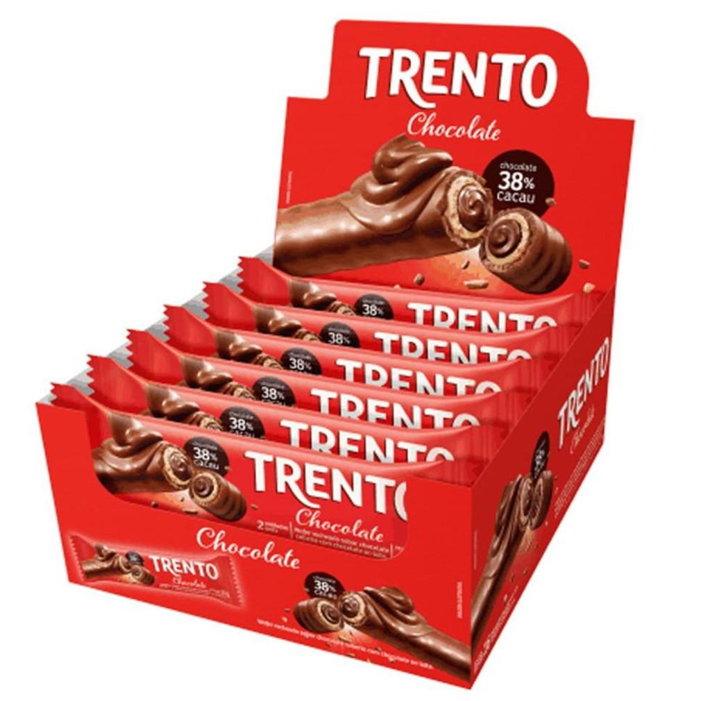 Caixa de Trento Chocolate - 512g