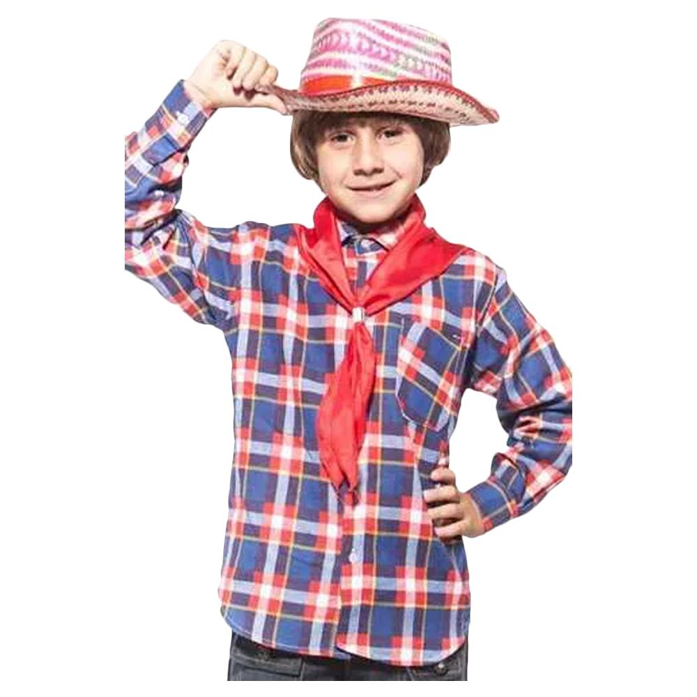 Camisa Juvenil Flanela