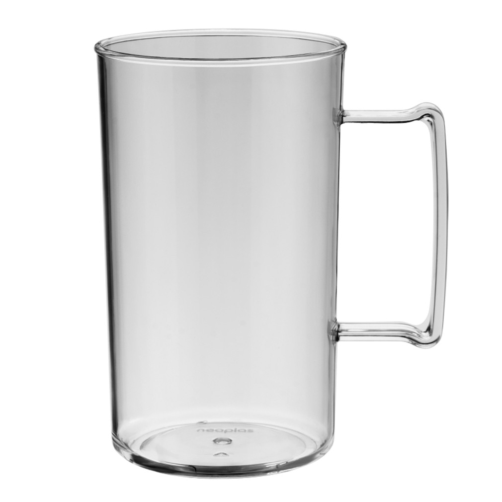Caneca de Chopp Transparente Pratic - 450ml