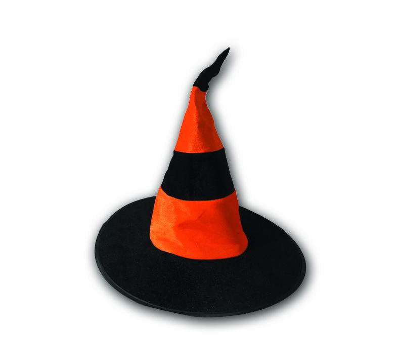 Chapéu Halloween Bruxa