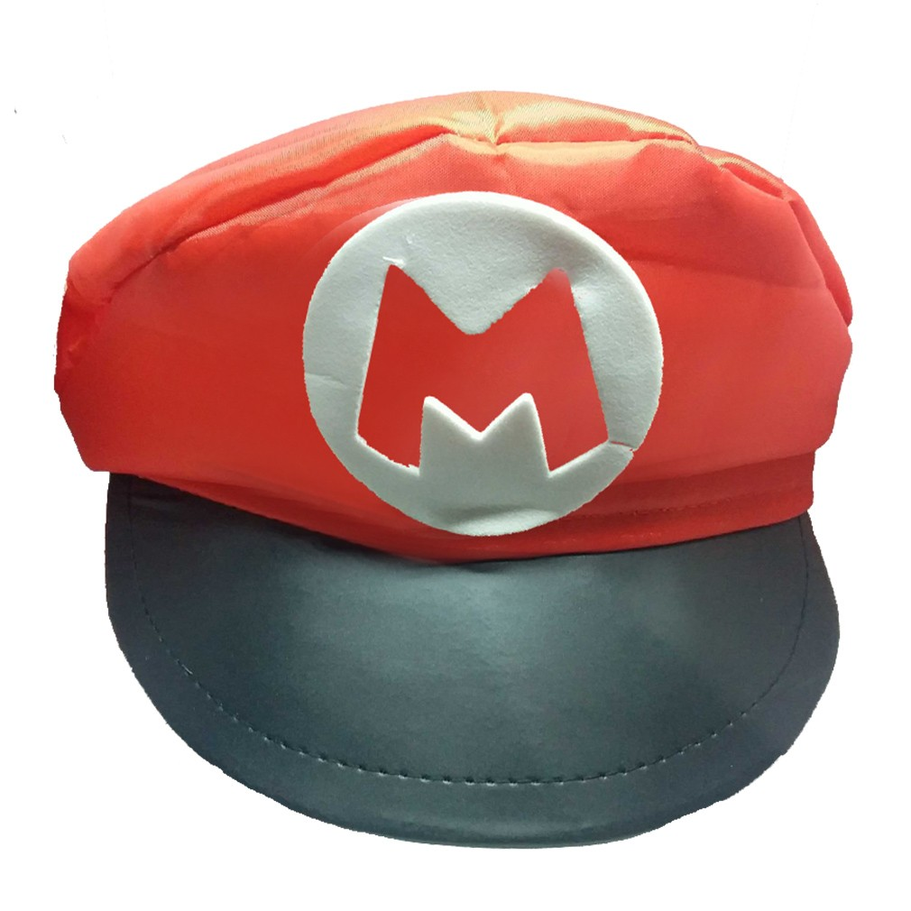 Chapéu Super Mario Bros