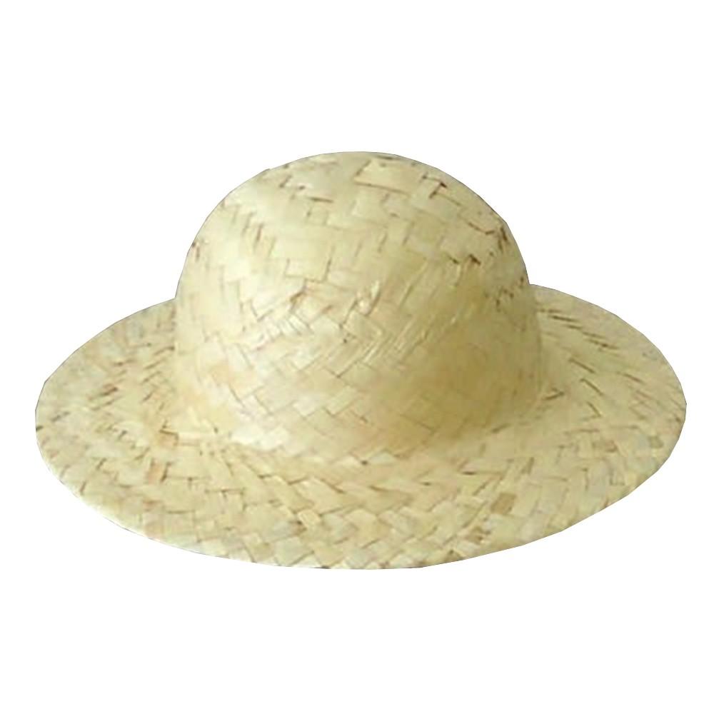 Chapéuzinho de Palha Junino