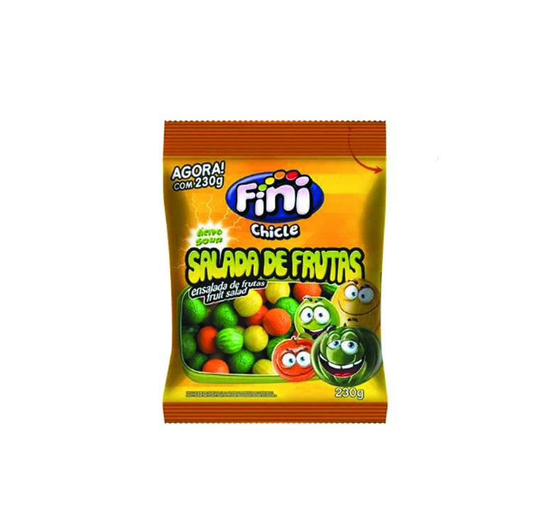 Chicle Salada de Fruta Fini 230g