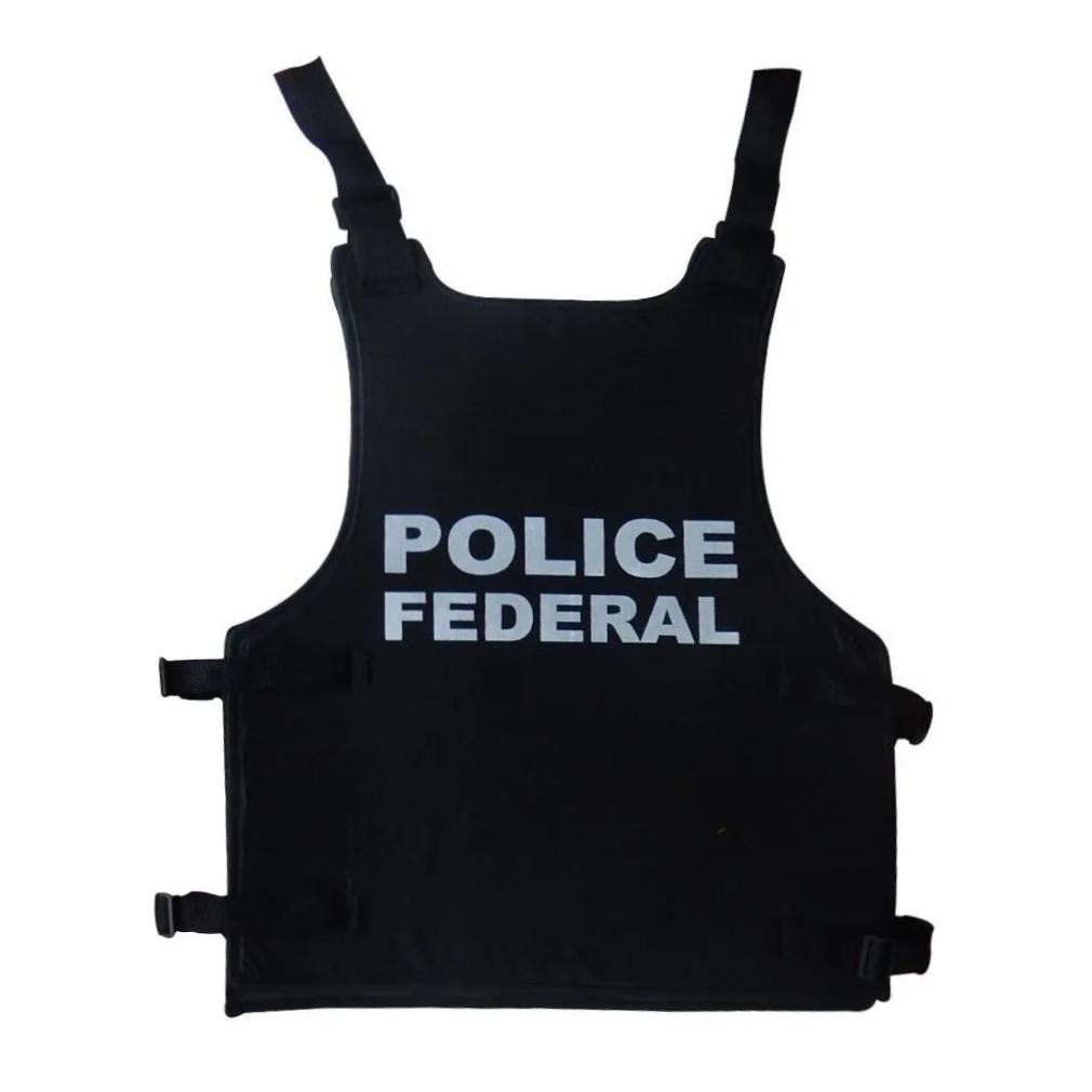 Colete Infantil Policial Federal