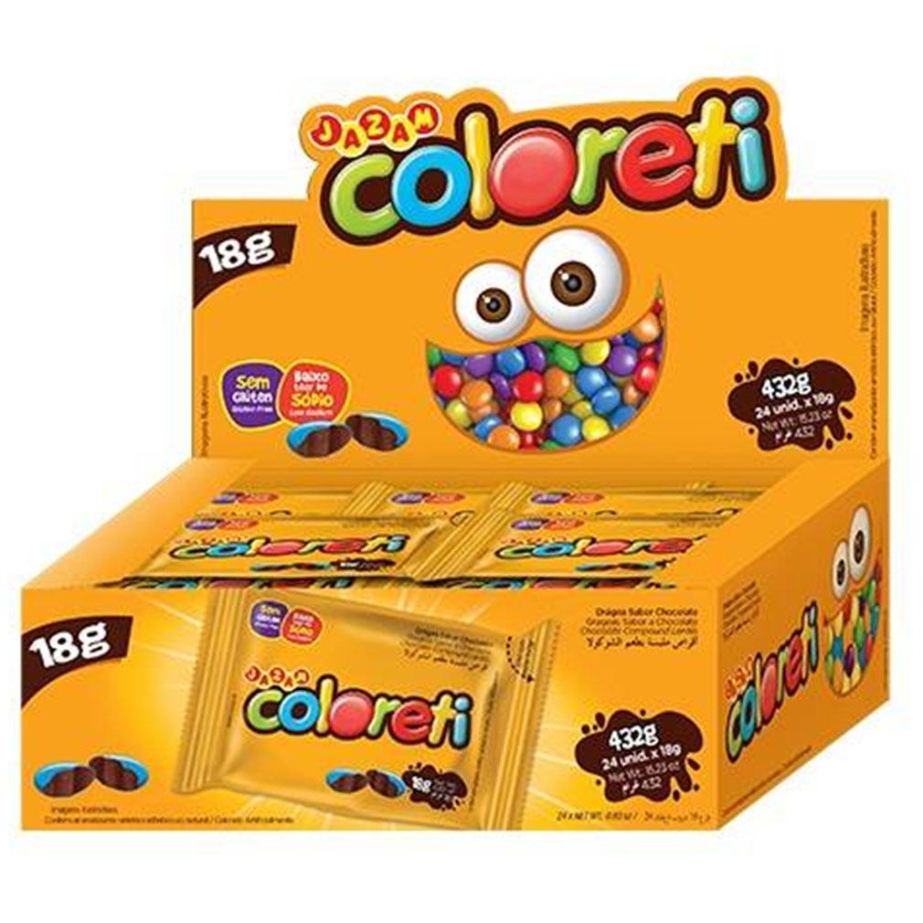 Coloreti Colorido - 432g