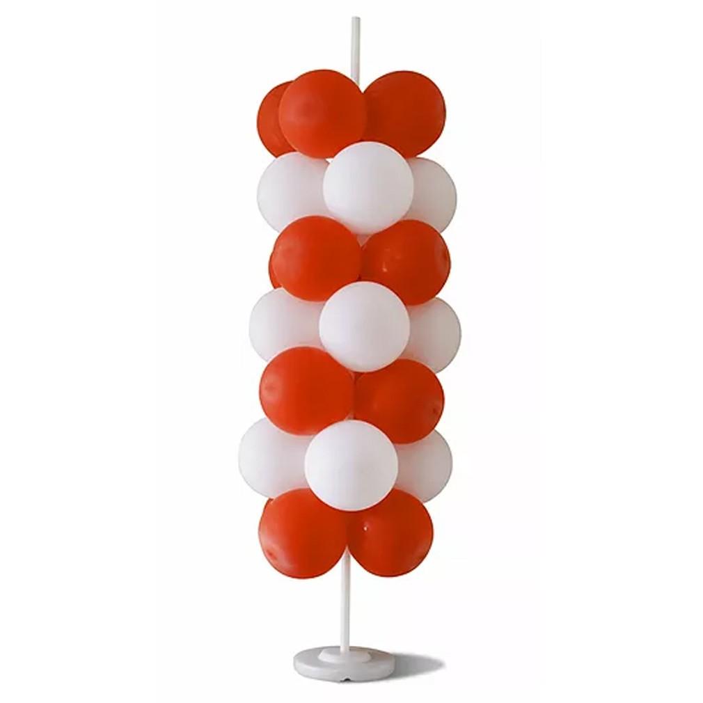 Coluna de Balões Desmontável - 2 Metros