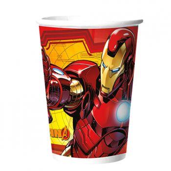 copo homem de ferro assemble