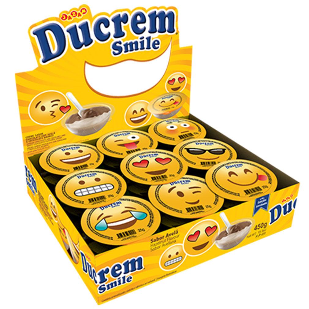 Creme Ducrem Napolitano Smile - 450g