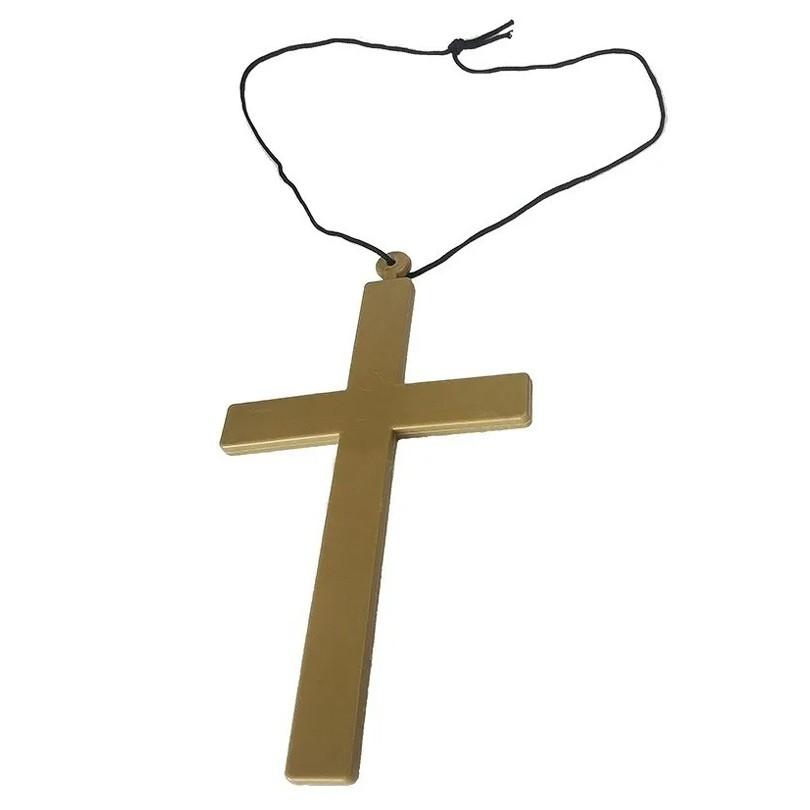 Cruz de Plástico - 23 cm