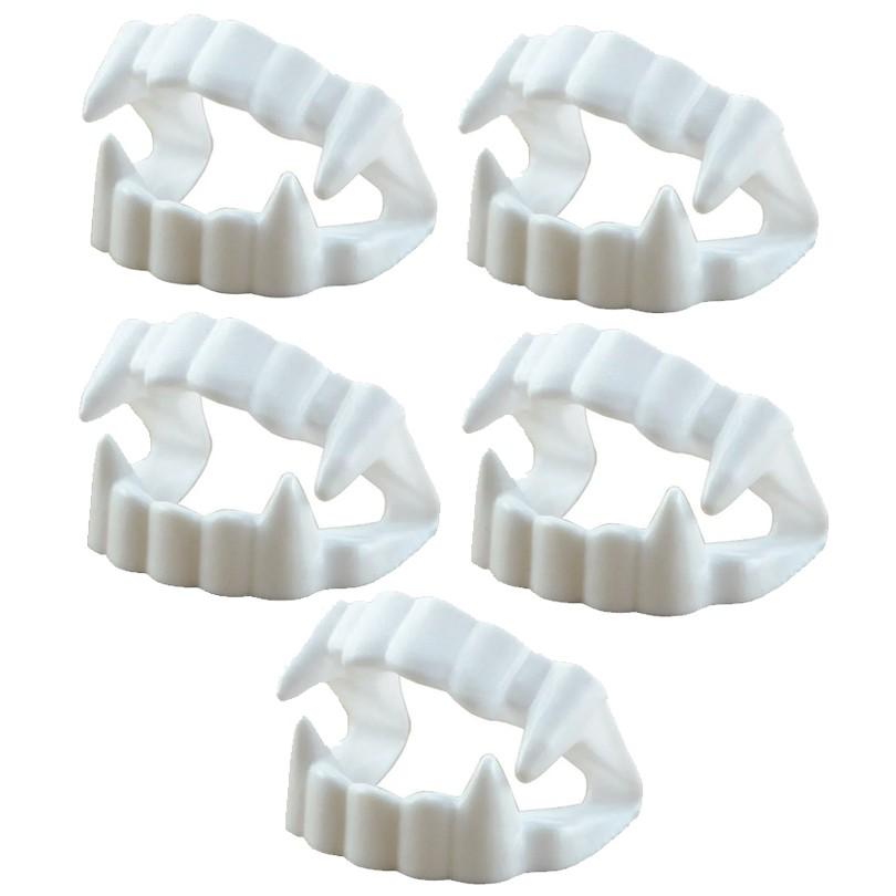 Dentadura de Brinquedo - 5 Unidades