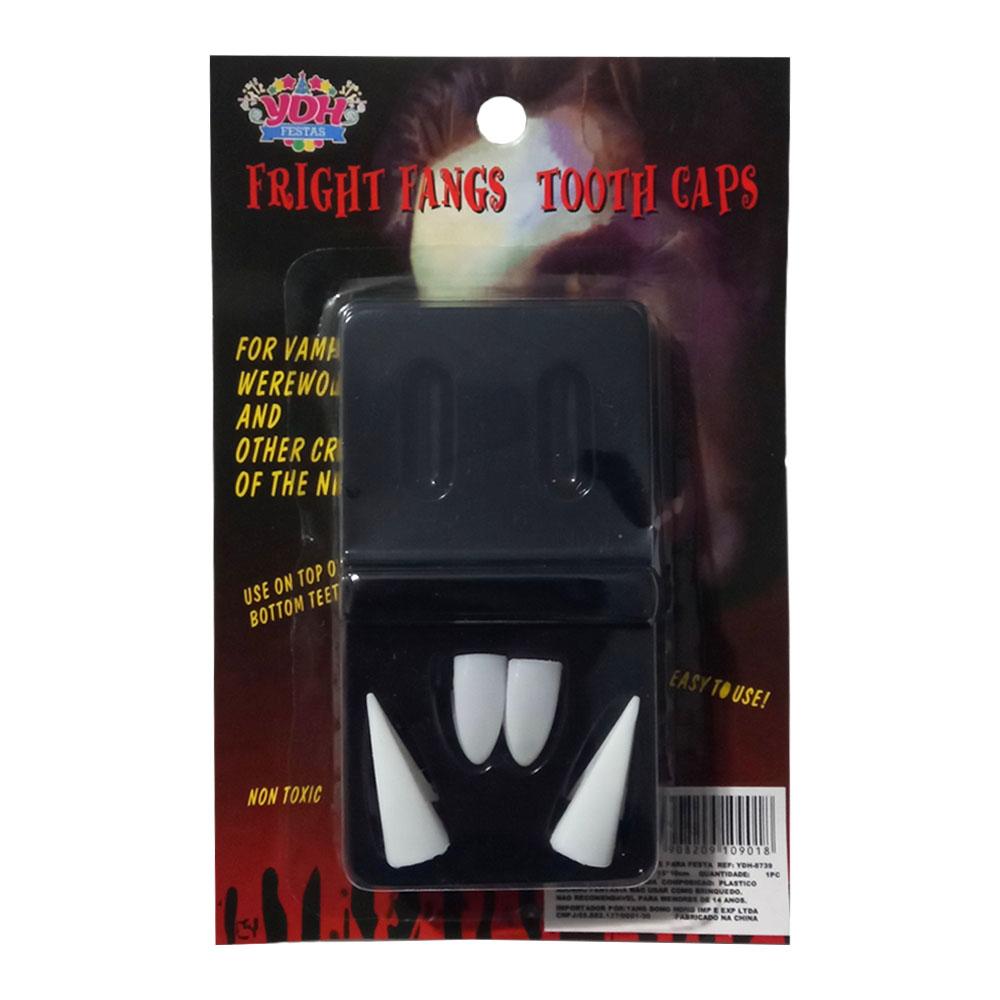 Dentes de Vampiro Horripilantes