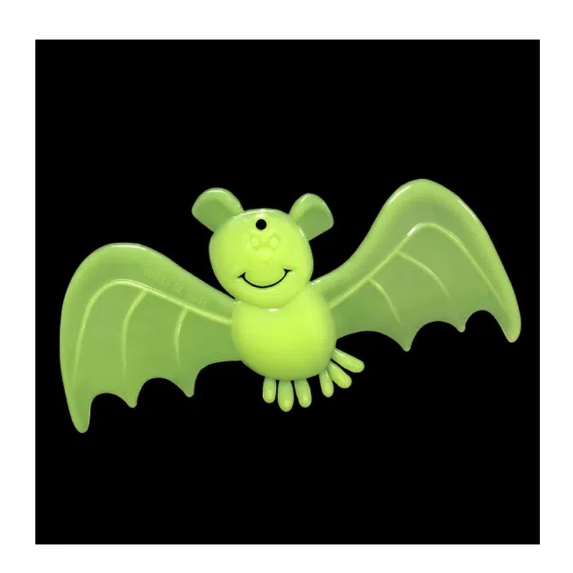 Enfeite Morcego Fluorescente - 3 Unidades