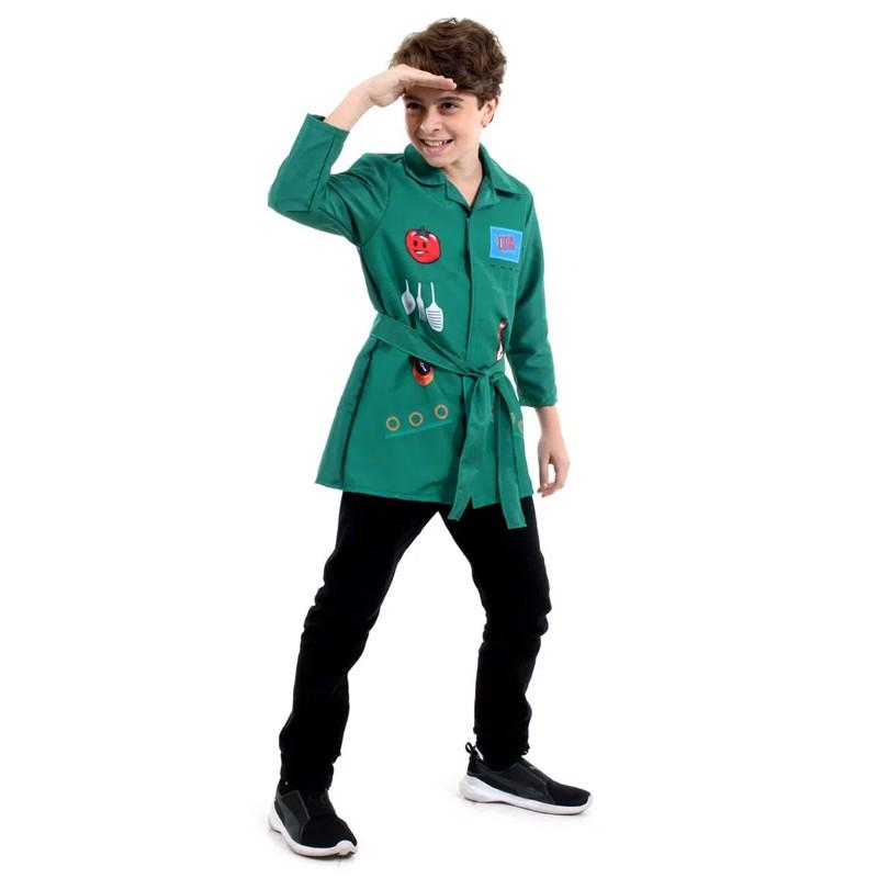 Fantasia DPA Verde Pippo - Infantil