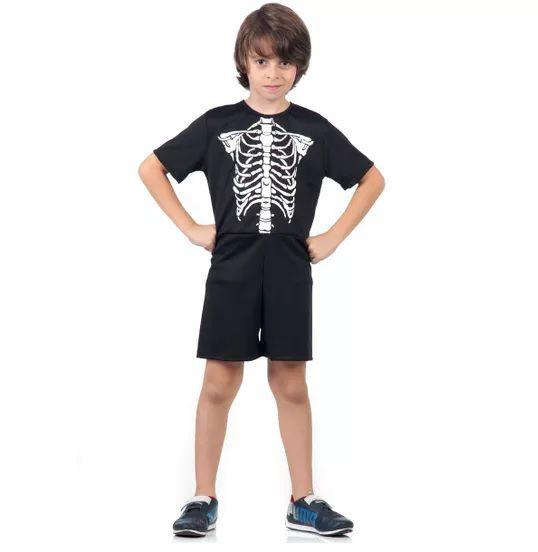 Fantasia Esqueleto - Pop - Infantil