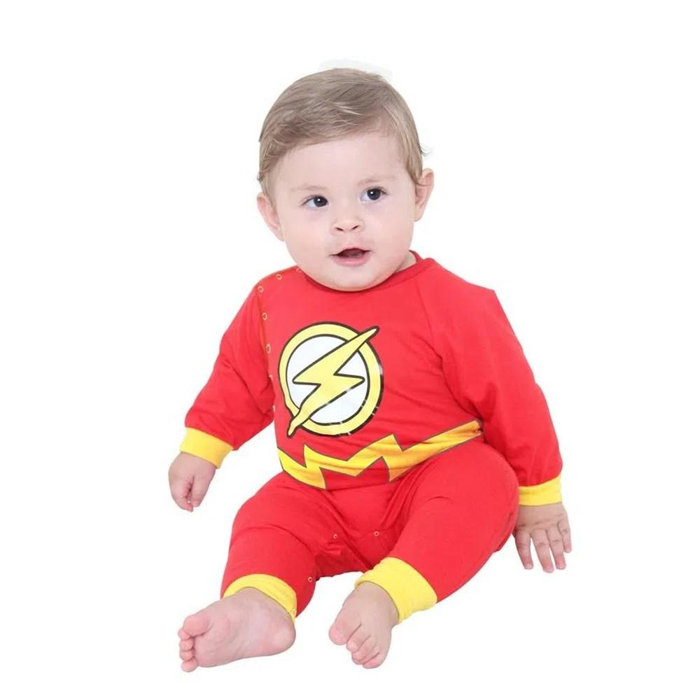 Fantasia Flash - Bebê