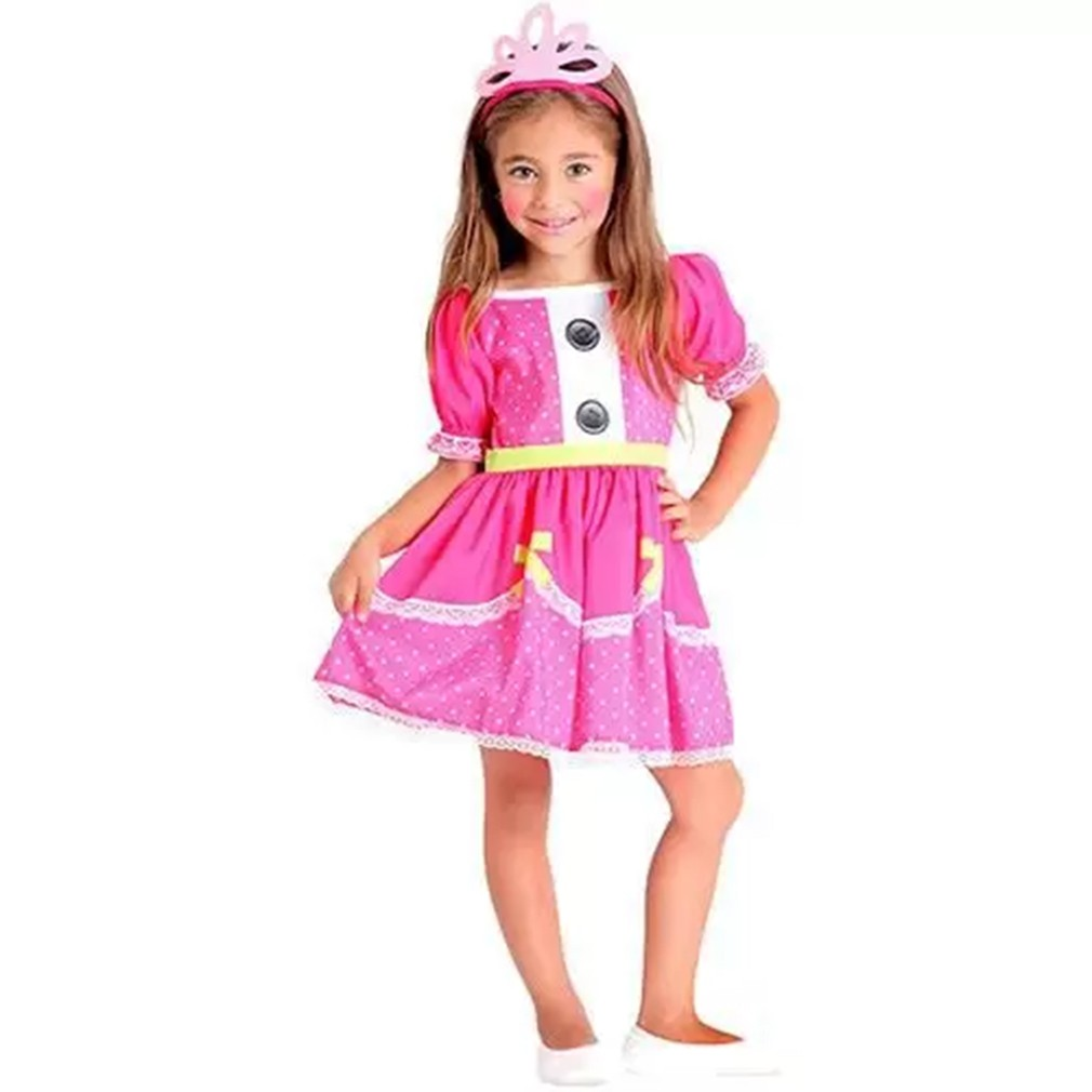 Fantasia Lalaloopsy Jewel Sparkles  - Pop - Infantil