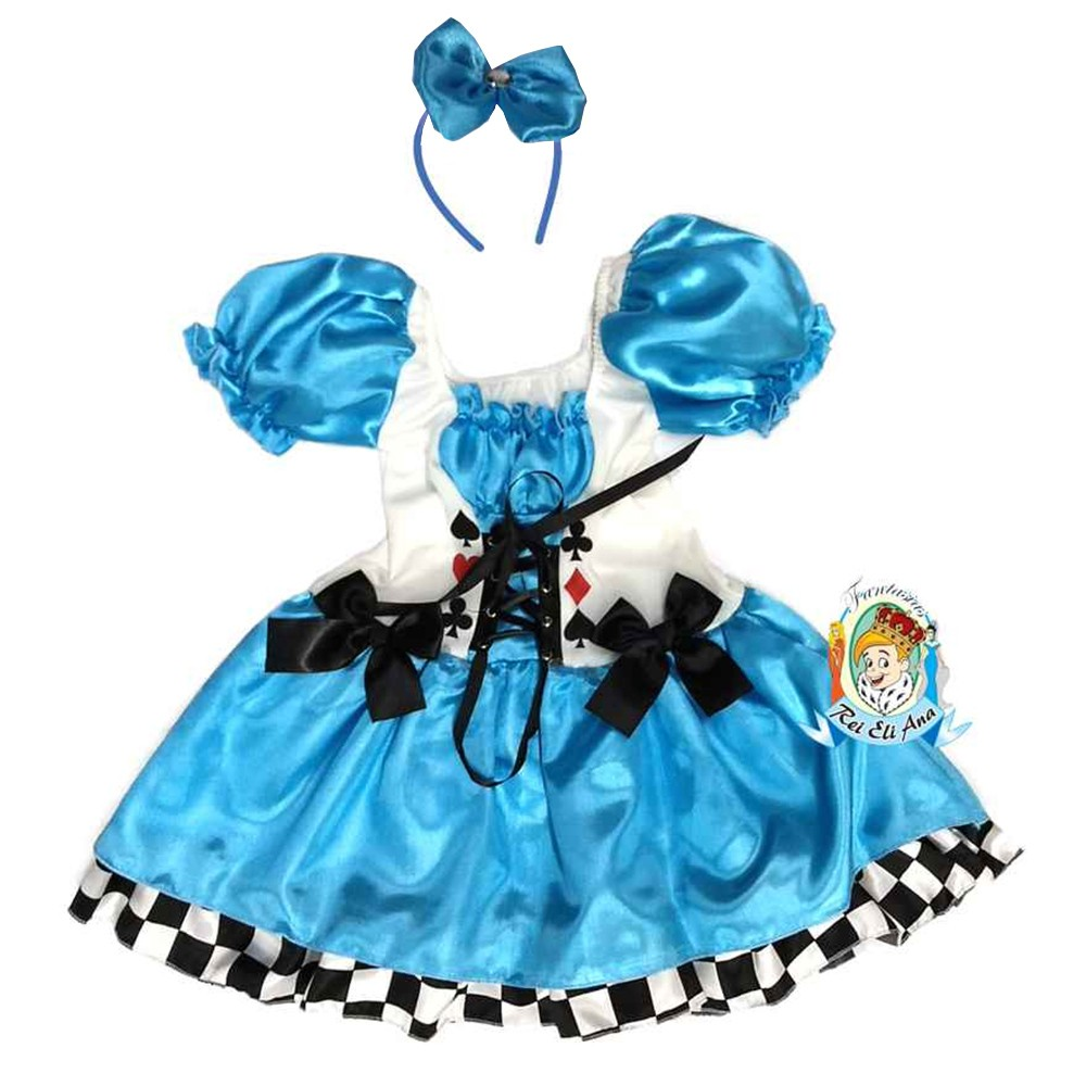 Fantasia Princesa Maravilha - Infantil