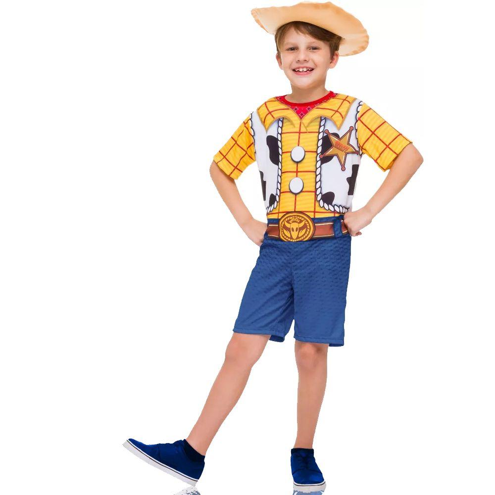 Fantasia Woody - Curta - Infantil