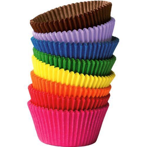 Forminha de Cupcake - 45 Unidades