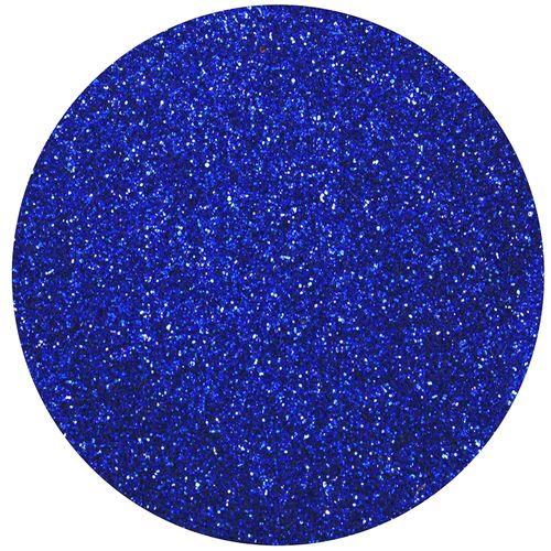 Glitter PVC 500g - Azul Escuro