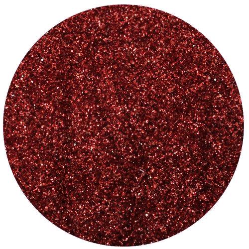 Glitter PVC 500g - Vermelho