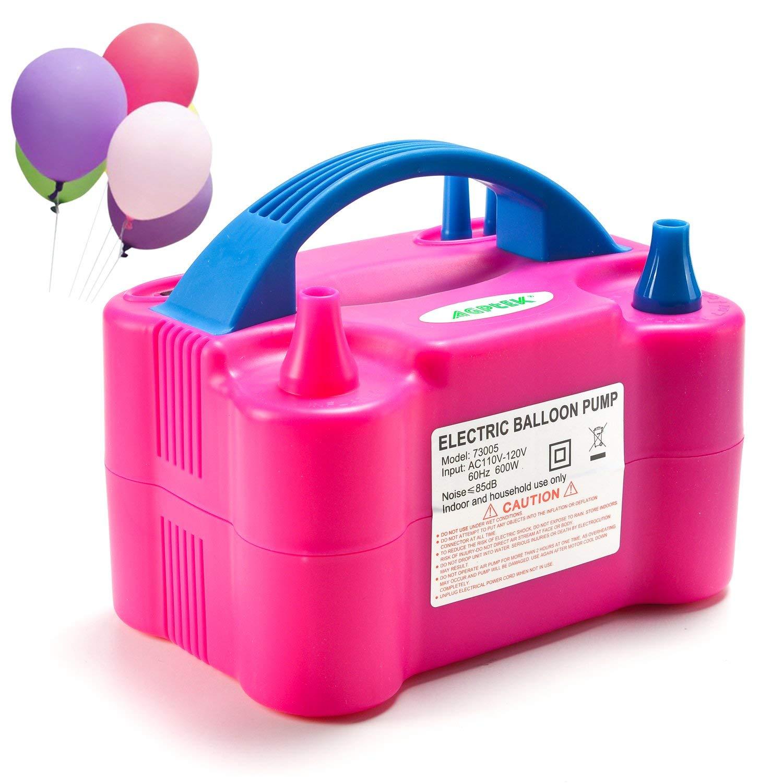 Inflador de Balão - Compressor