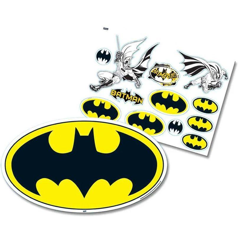Kit Decorativo Batman Geek