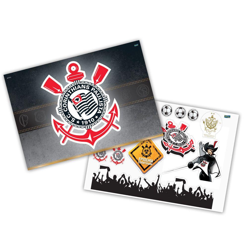 Kit Decorativo Corinthians
