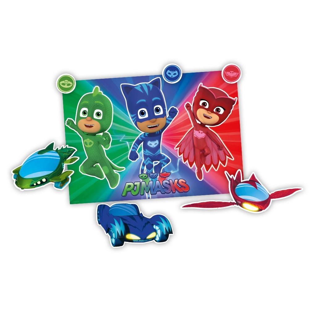 Kit Decorativo PJ Masks