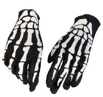 Luva de Esqueleto Curta - 20cm