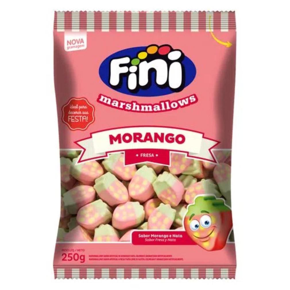 Marshmallow Morango Nata Fini - 250g