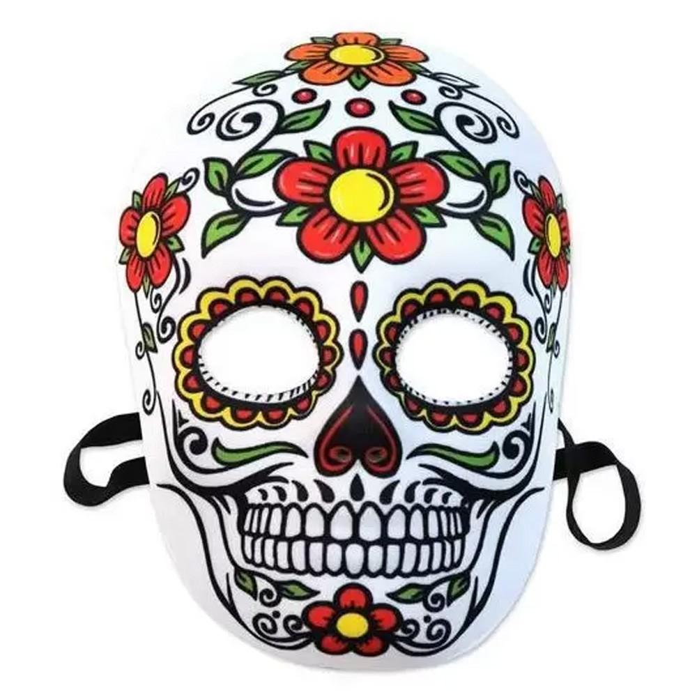 Máscara de Caveira Mexicana