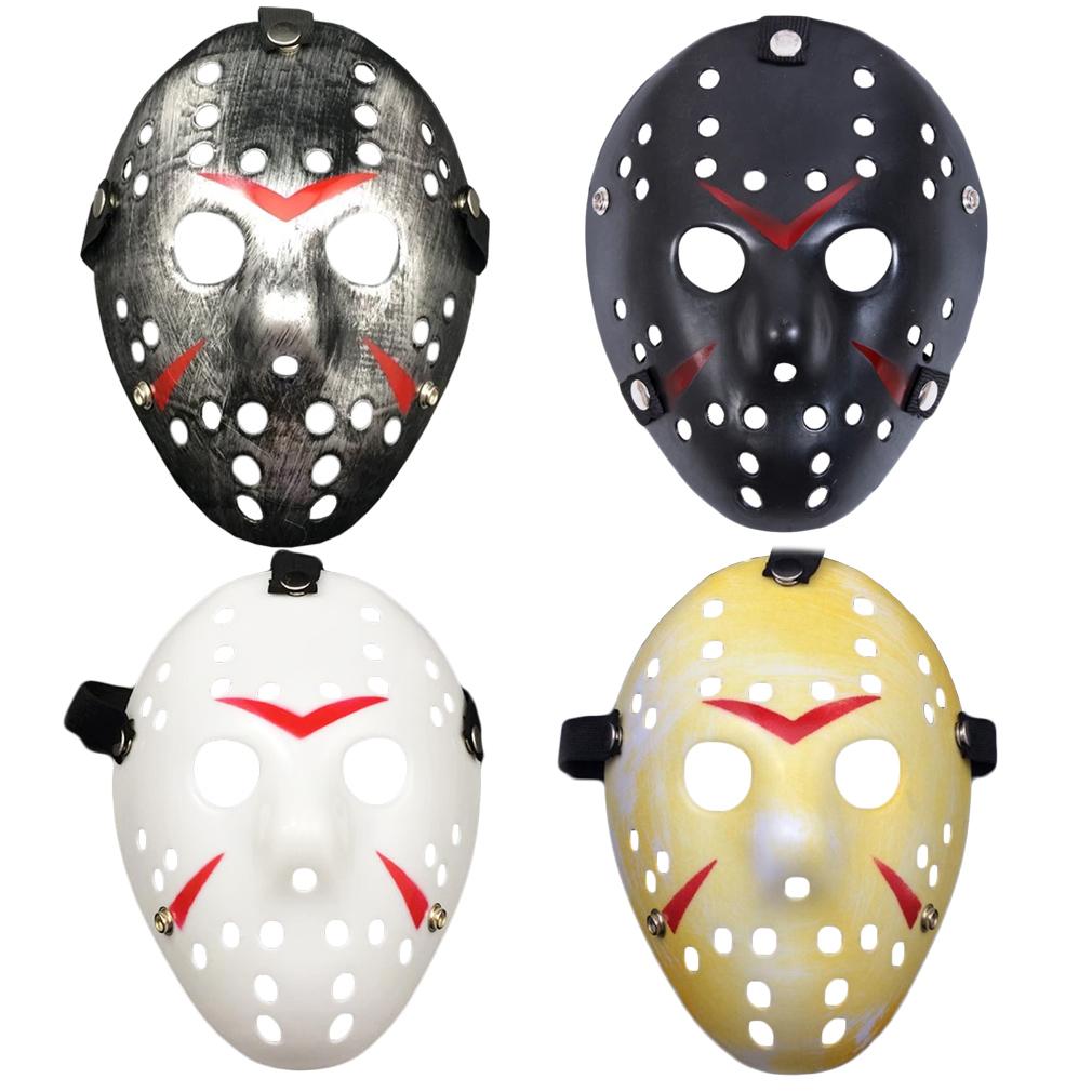 Máscara Jason Luxo Halloween
