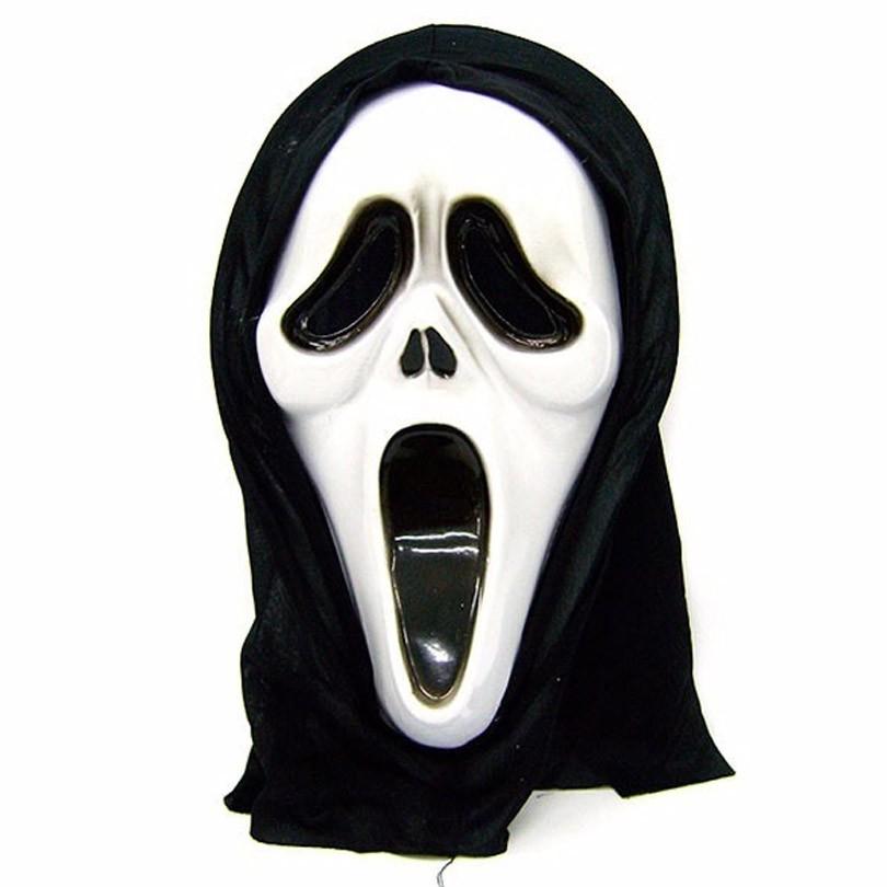 Máscara Pânico com Capuz