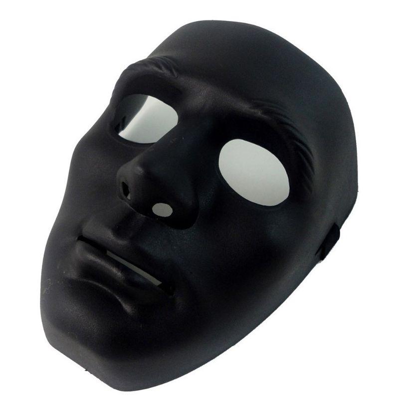 Máscara Rosto Preto