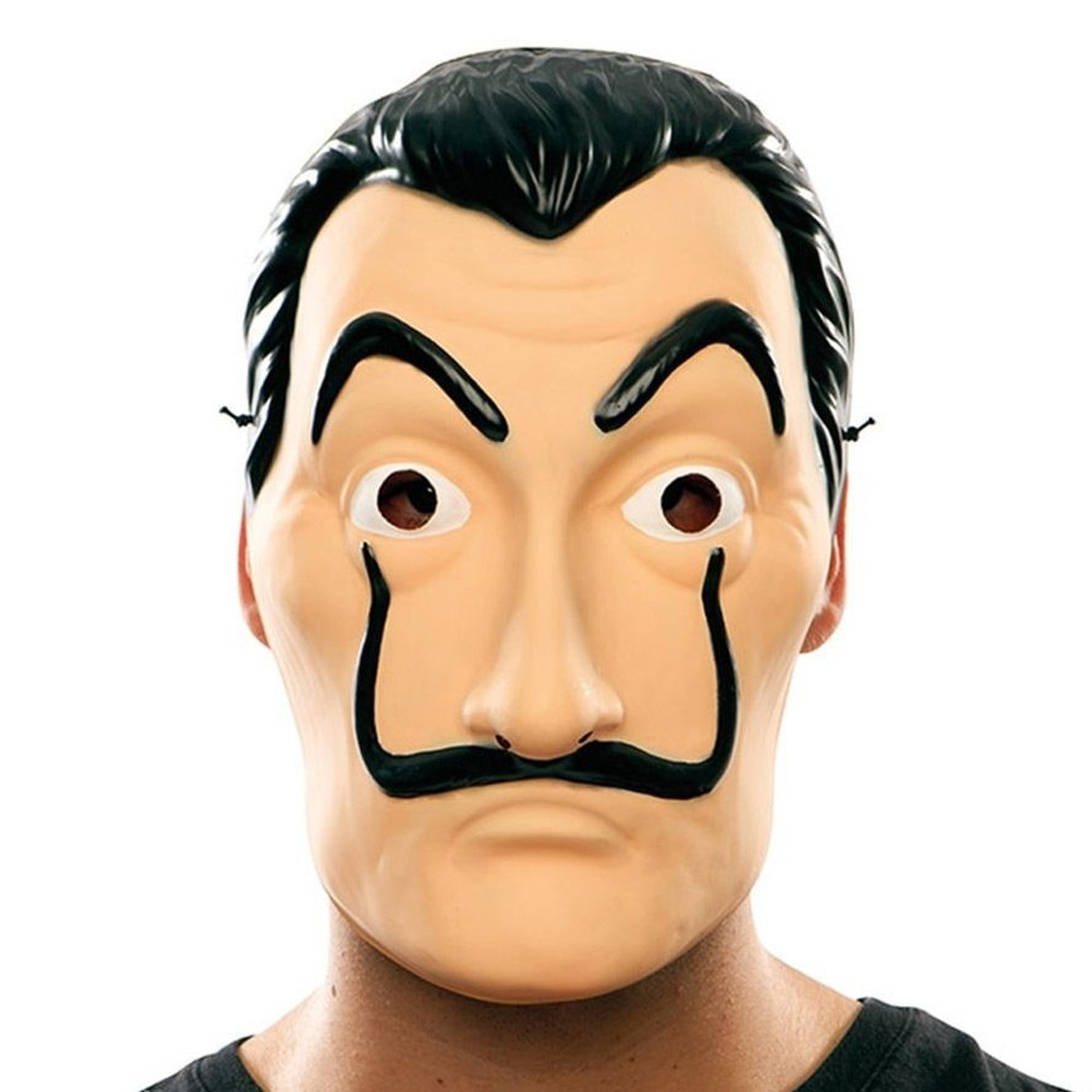 Máscara Salvador Dalí
