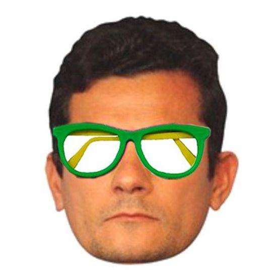 Máscara Sérgio Moro