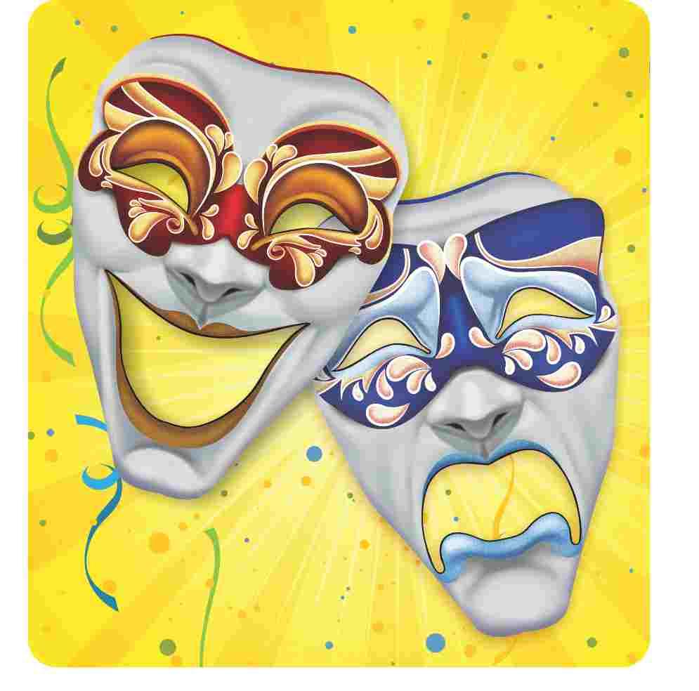 Painel Carnaval - Teatro c/ 2