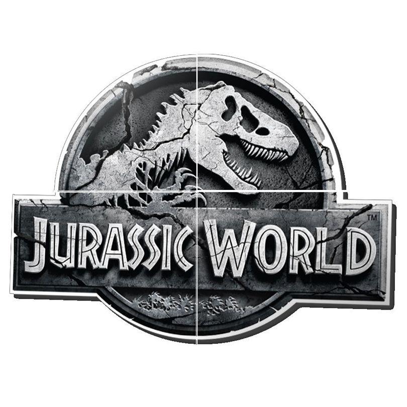 Painel Decorativo Especial Jurassic World