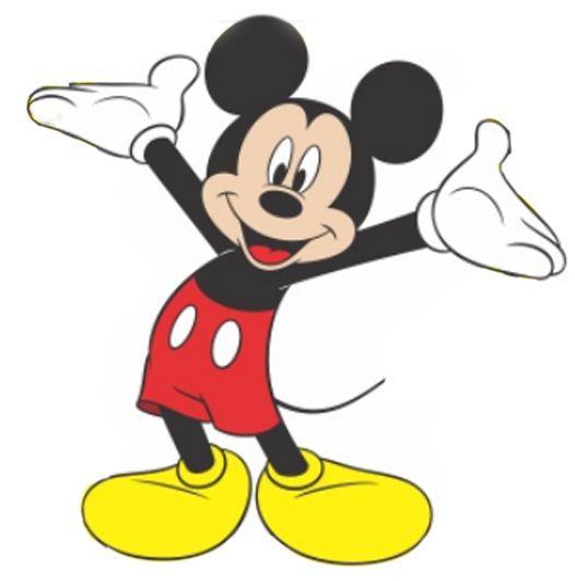 Painel Decorativo Mickey E.V.A Grande