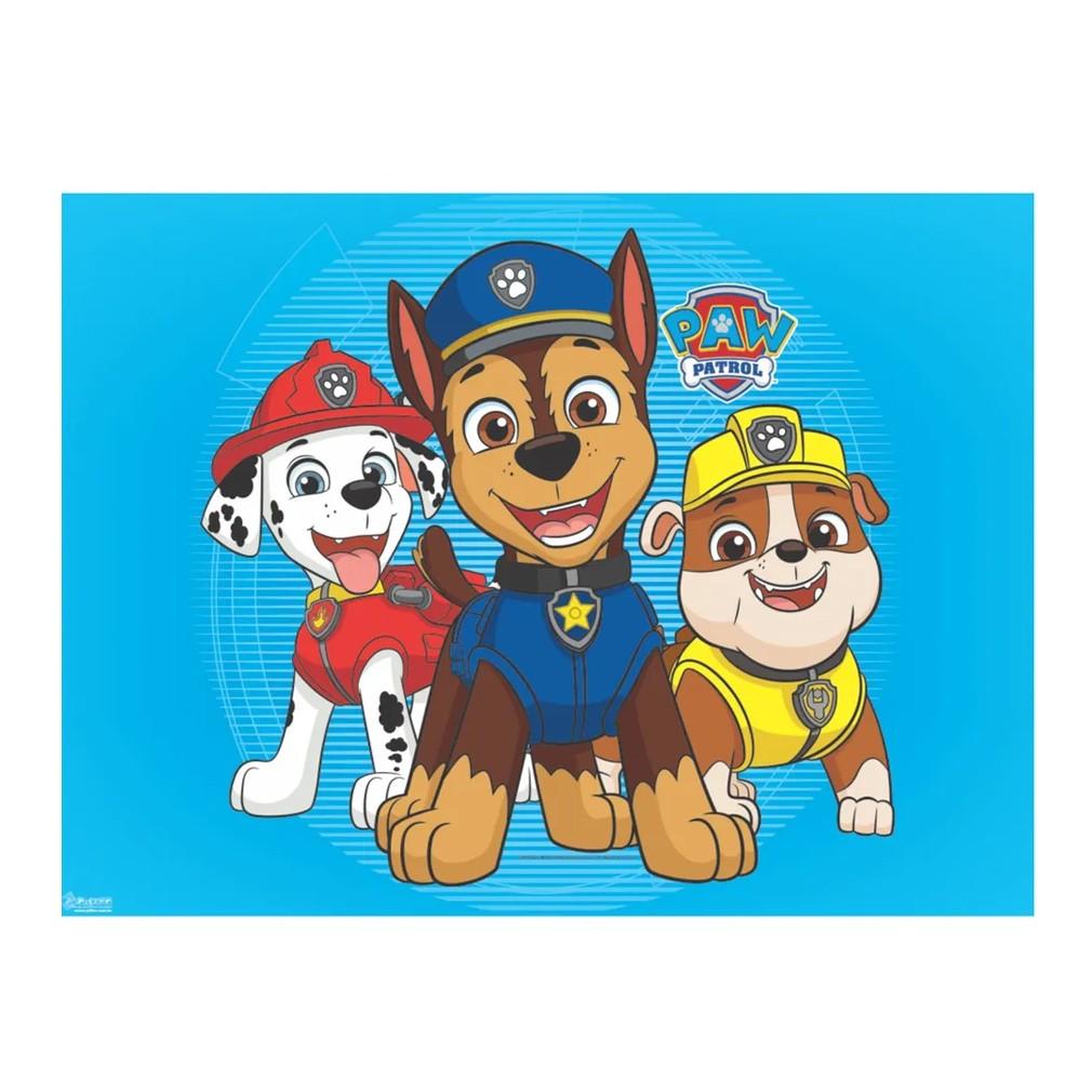 Tnt Estampado Patrulha Canina - Painel