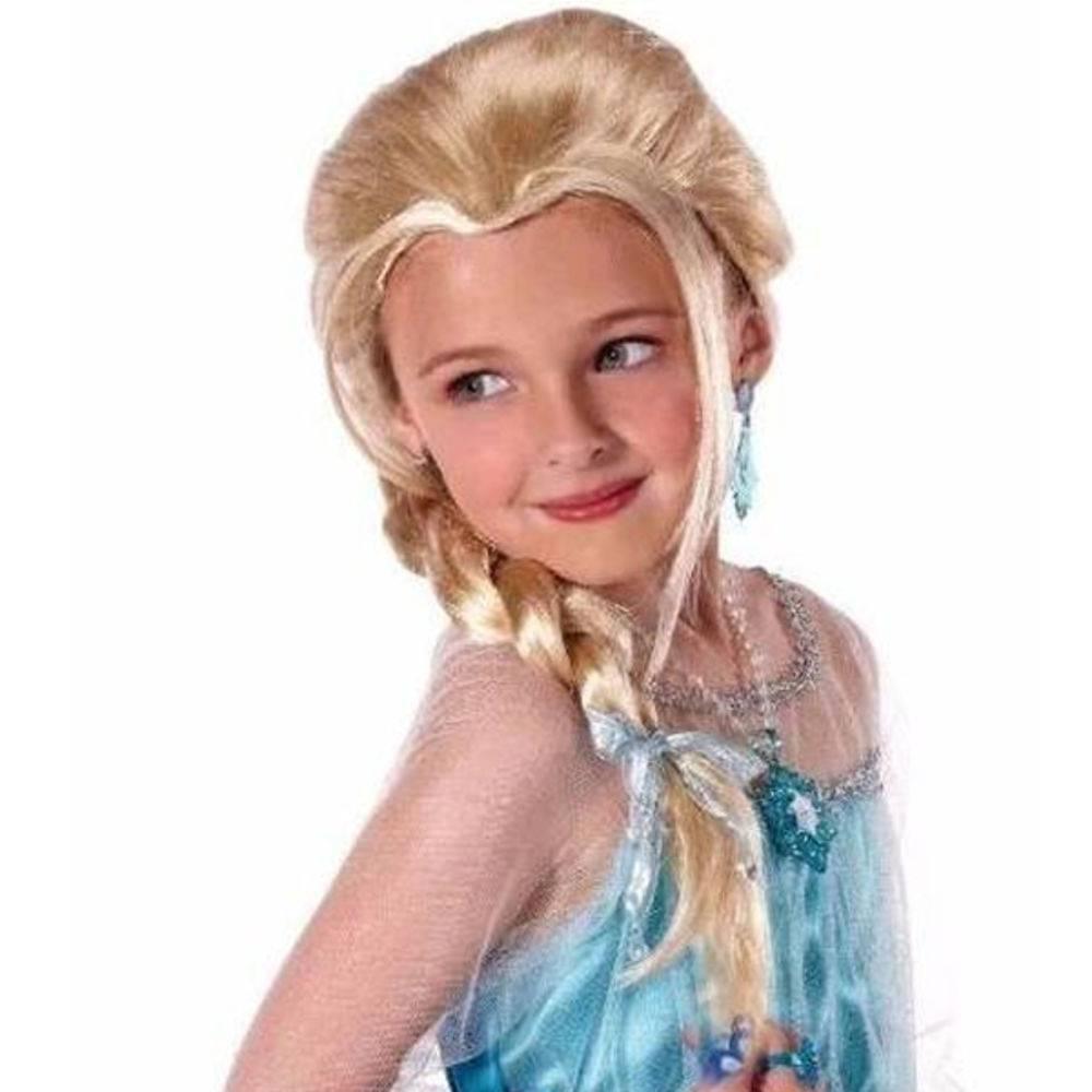 Peruca Frozen - Infantil
