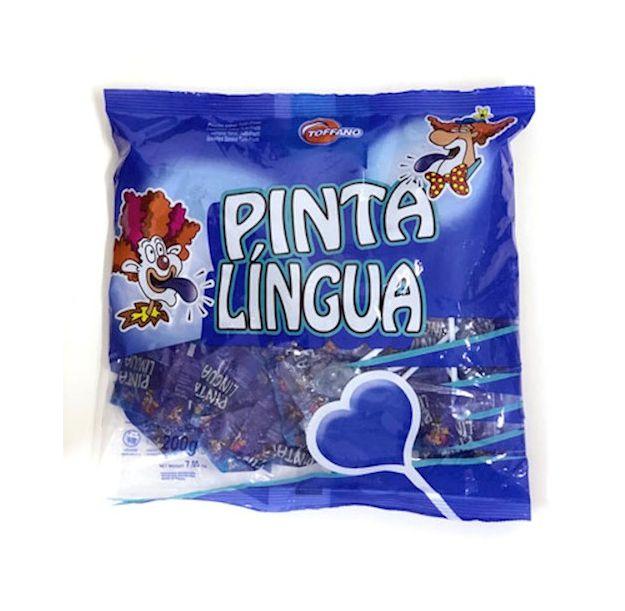Pirulito Pinta Língua - 200g