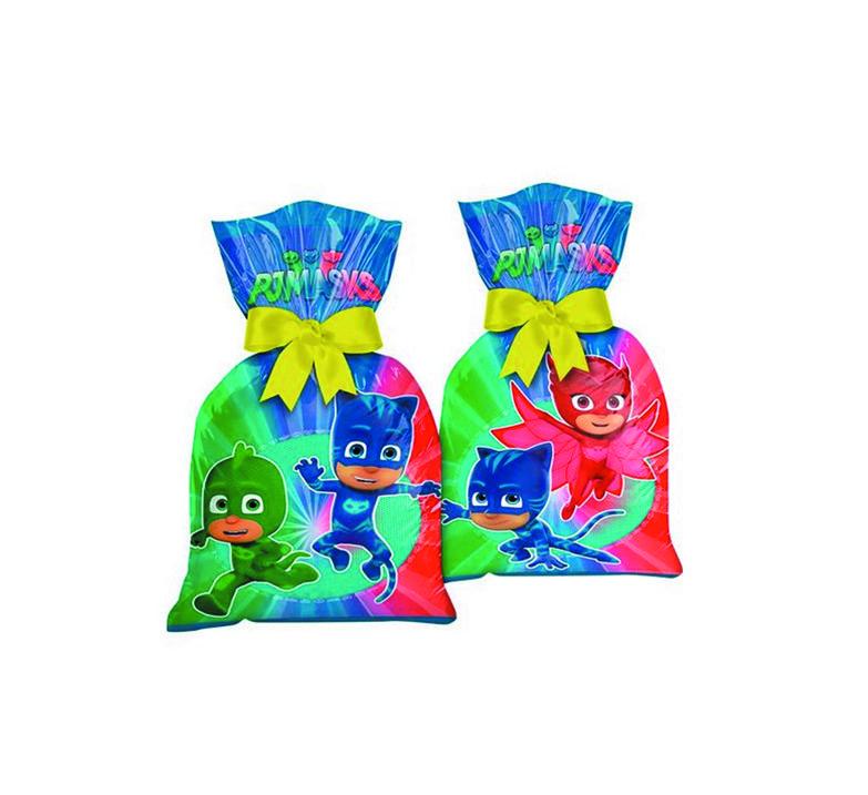 Sacola Surpresa PJ Masks