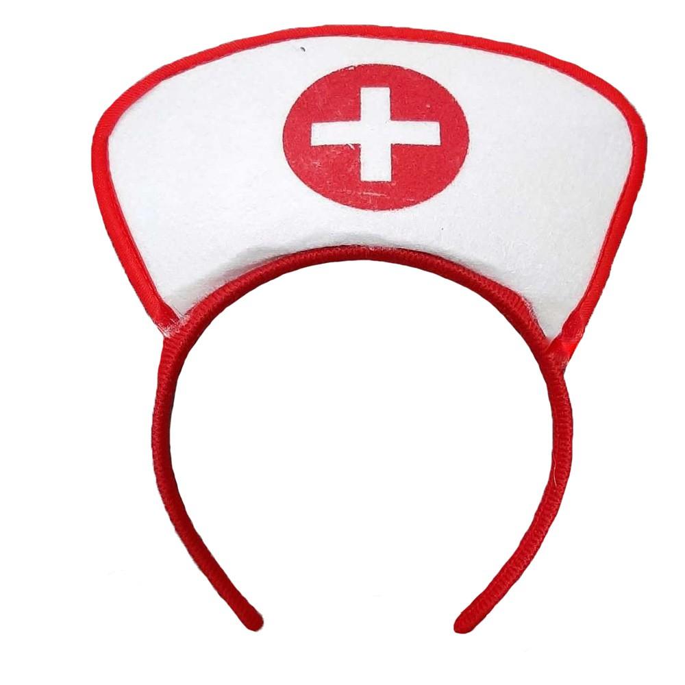 Tiara de Enfermeira