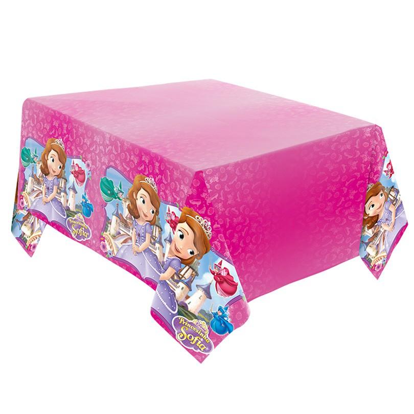 Toalha de Mesa - Princesa Sofia