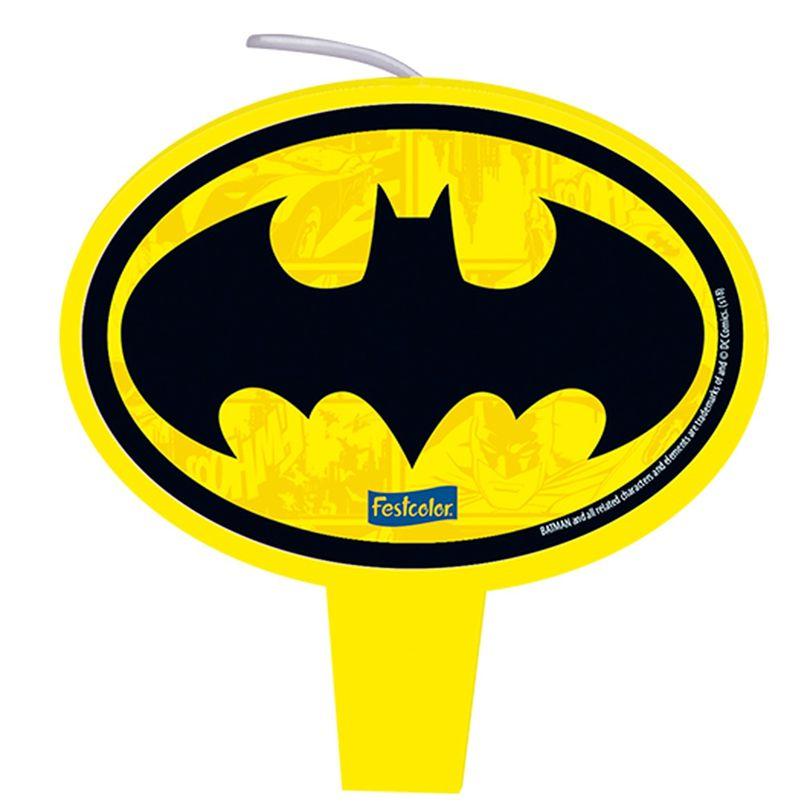 Vela de Aniversário Batman Geek