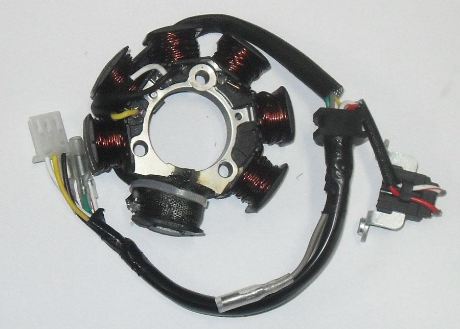 Estator CRYPTON 105 Yamaha (magnetron)