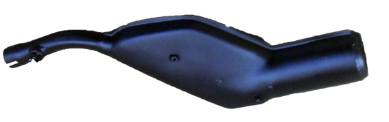 Escapamento NX 200 MOD ORIG (TORK)