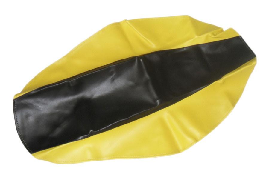 Capa de Banco Yamaha XT 660R Preto C/ Amarelo (piracapas) Promoção